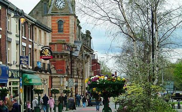 Market Hall, Crewe