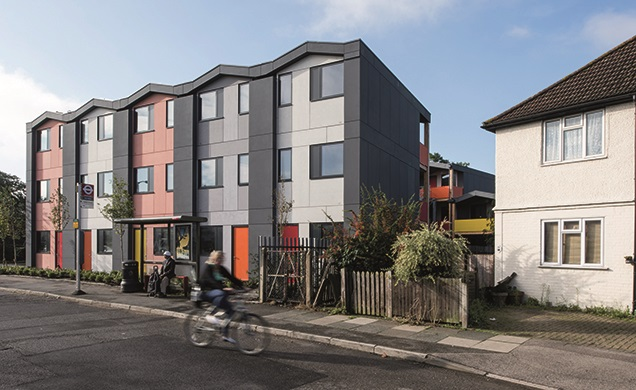 Without scale modular housing is a pipe dream Analysis print
