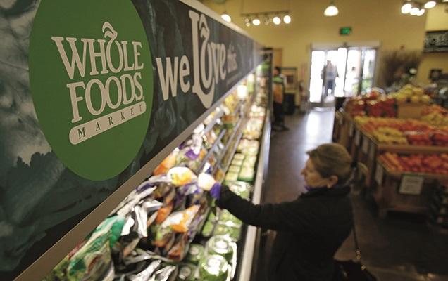 Whole Foods Market, Inc. (WFM) has a Market value of 13.35 Billion