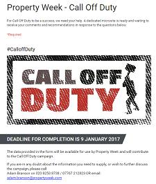CalloffDuty