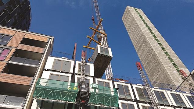 What Is Modular Construction modular construction: all mod cons | analysis - print | property week