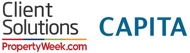 Client Solutions and Capita logo