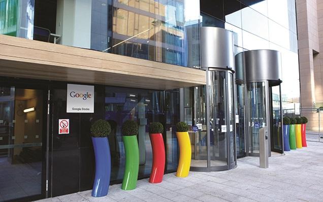 google head office dublin. google headquarters dublin head office