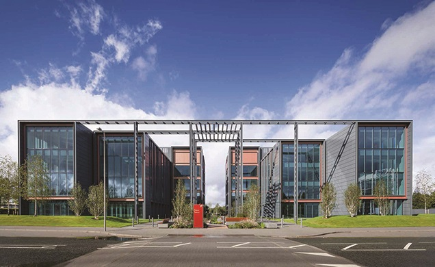 Farnborough Business Park Hampshire