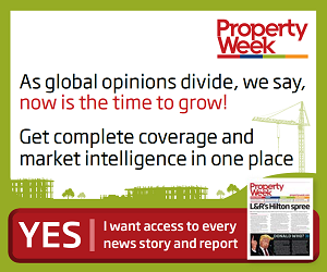 Subscribe to Property Week