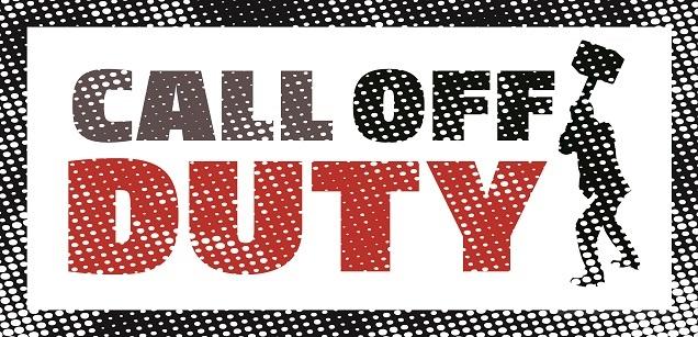 _CALL OFF DUTY logo