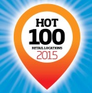 Hot 100 Retail Locations