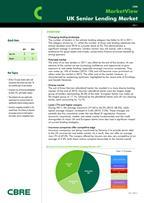 CBRE: UK Senior Lending Market - 2011