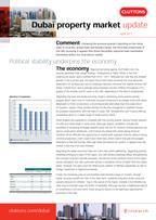 Cluttons: Dubai Property Market Update - April 2011