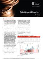 Jones Lang LaSalle: Global Capital Flows 2011