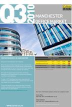 CoStar: Manchester Office Market Report - Q3 2010
