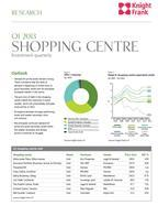 Q1 2013 Shopping Centre Investment quarterly