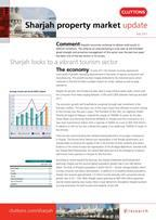 Cluttons: Sharjah property market update - July 2011