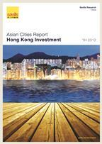 Savills: Hong Kong Investment - H1 2012