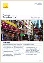 Savills: Hong Kong Retail Sector - February 2012