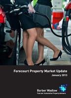 Forecourt Property Market Update - Jan 2013