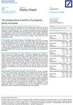 Deutsche Bank UAE Real Estate Research
