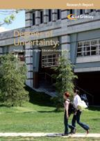 GVA Grimley: Degrees of Uncertainty - dealing with the higher education funding gap