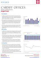 Cardiff Office Market Q3 2012