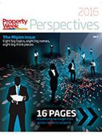 Property Week Perspectives