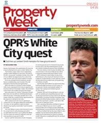 Property Week Cover 091211