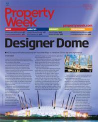 Property Week cover 251111