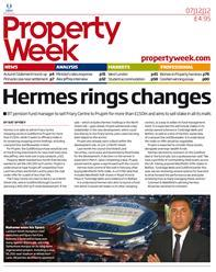 Property Week Latest Issue 07 December 2012