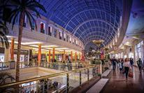 Balanced diet: food and drink turnover at the Trafford Centre is outstripping retail