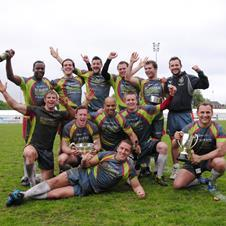 National Surveyors Rugby Sevens 2013