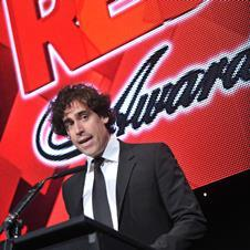 Steve Mangan hosted the RESI Awards 2013