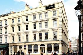The Lady HQ sale helps Allsop surpass February 2018 result