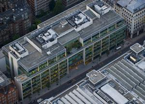 tiaa cref buys half of googles london hq online property week belgrave house google london office