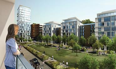 Future visions: how the Earls Court redevelopment is expected to look