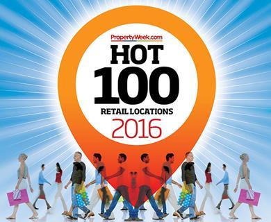 Hot 100 Retail Locations 2016