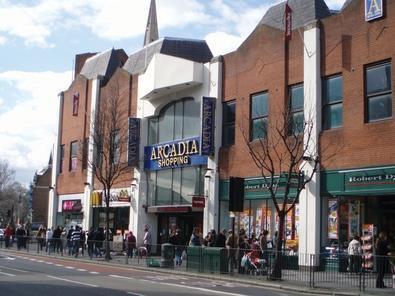 Developer In Battle To Extend Ealing Mall Over Tracks