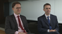 Toby Courtauld Chief Executive and Nick Sanderson Finance Director GPE